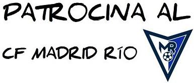 PATROCINA AL CF MADRID RÍO